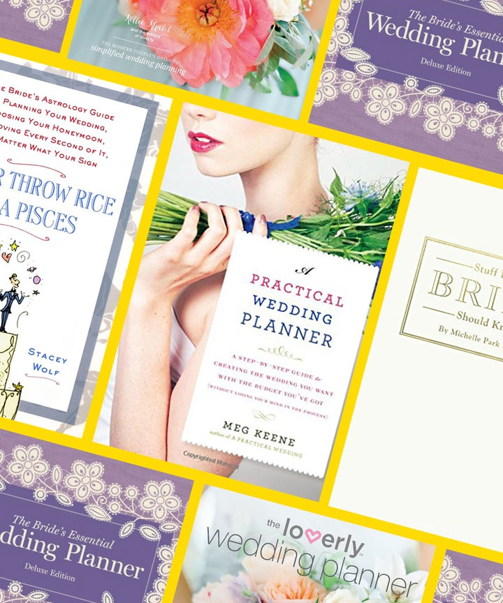 Books That Make Wedding Planning Way Easier