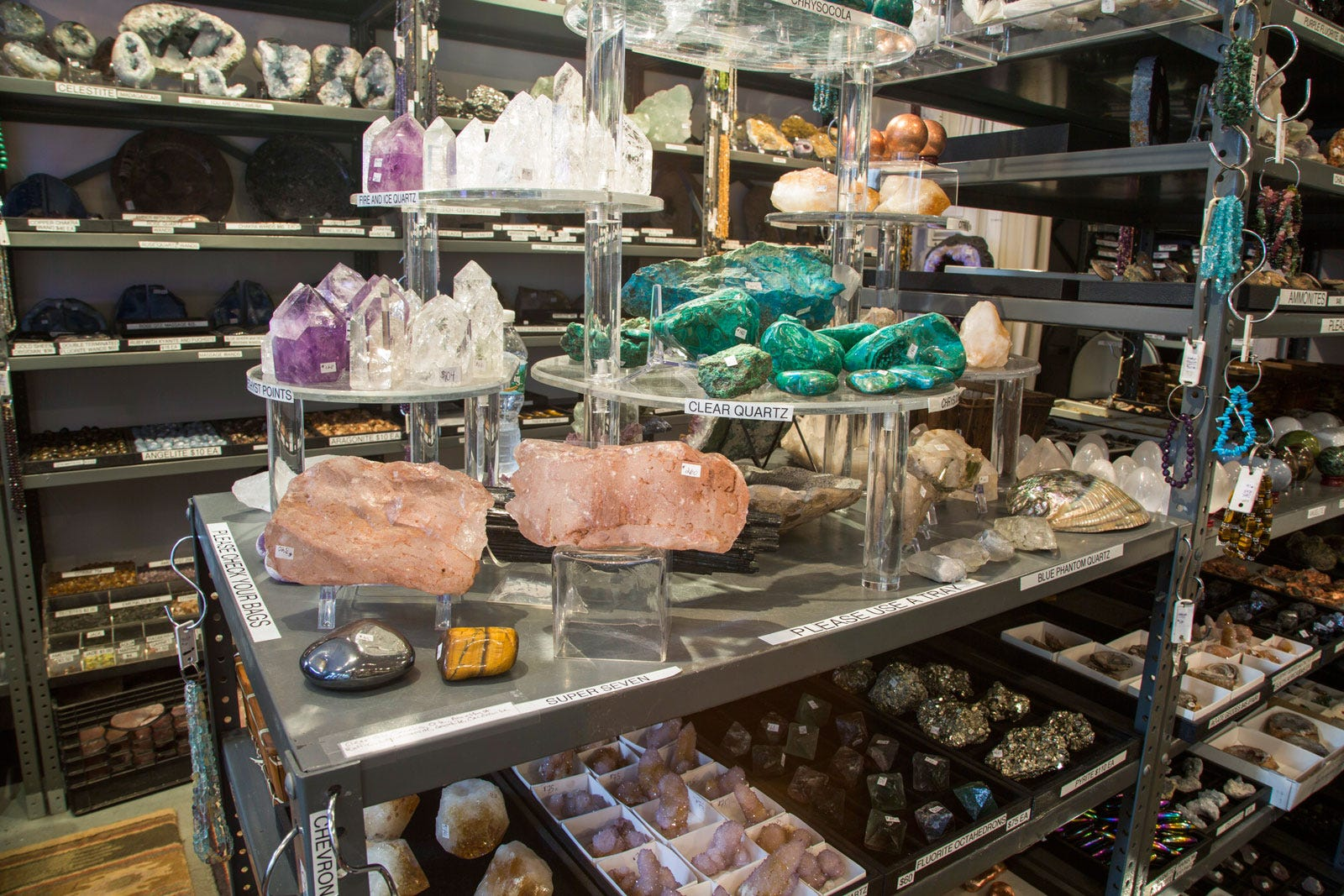 NYC Occult Shops - New Age Stores In New York
