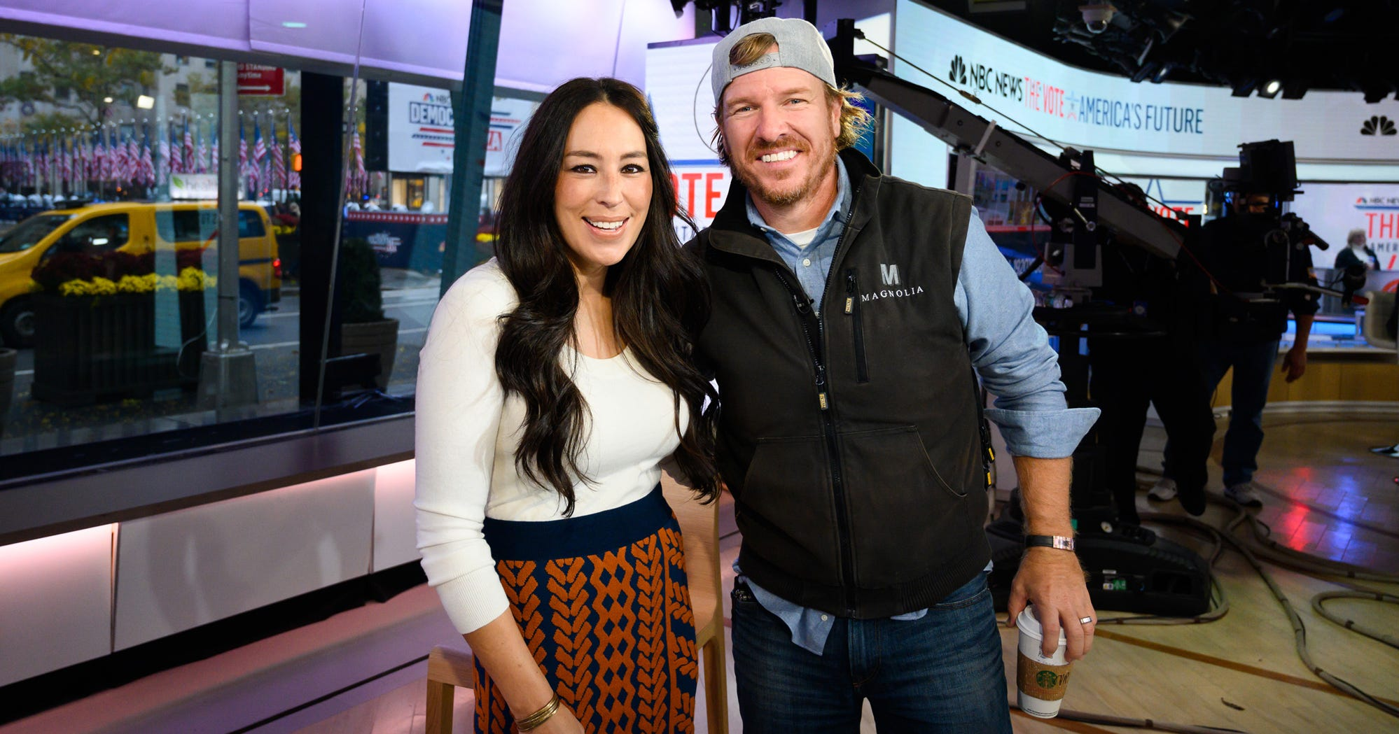 Joanna And Chip Gaines Are Headed Back To Tv
