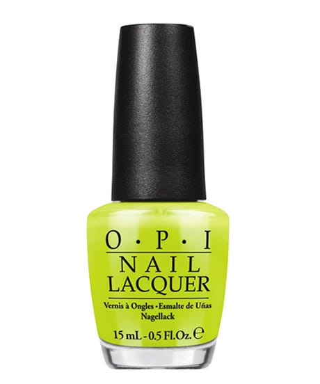 OPI Takes Neon To New Heights