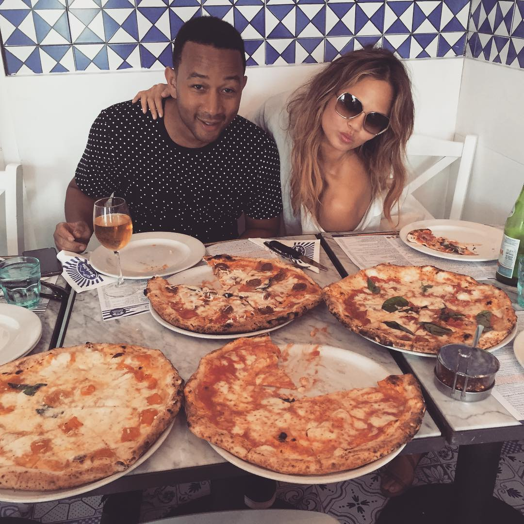 picture Chrissy Teigen Quit Instagramming Food Because Her Butt Gets MoreLikes