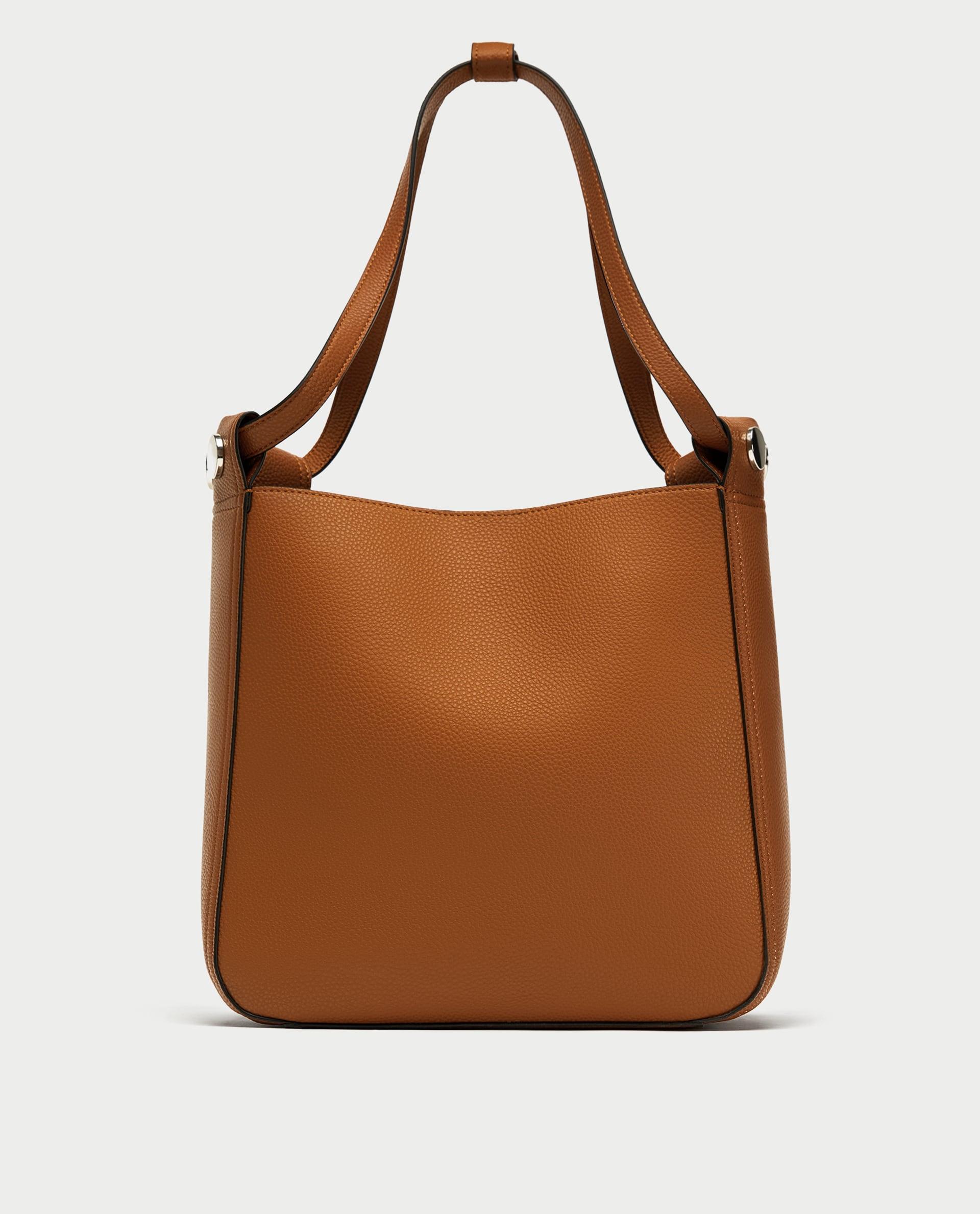 ZaraChloeLoewe Tan Trend Bag Tan Bag UGVpqMzS