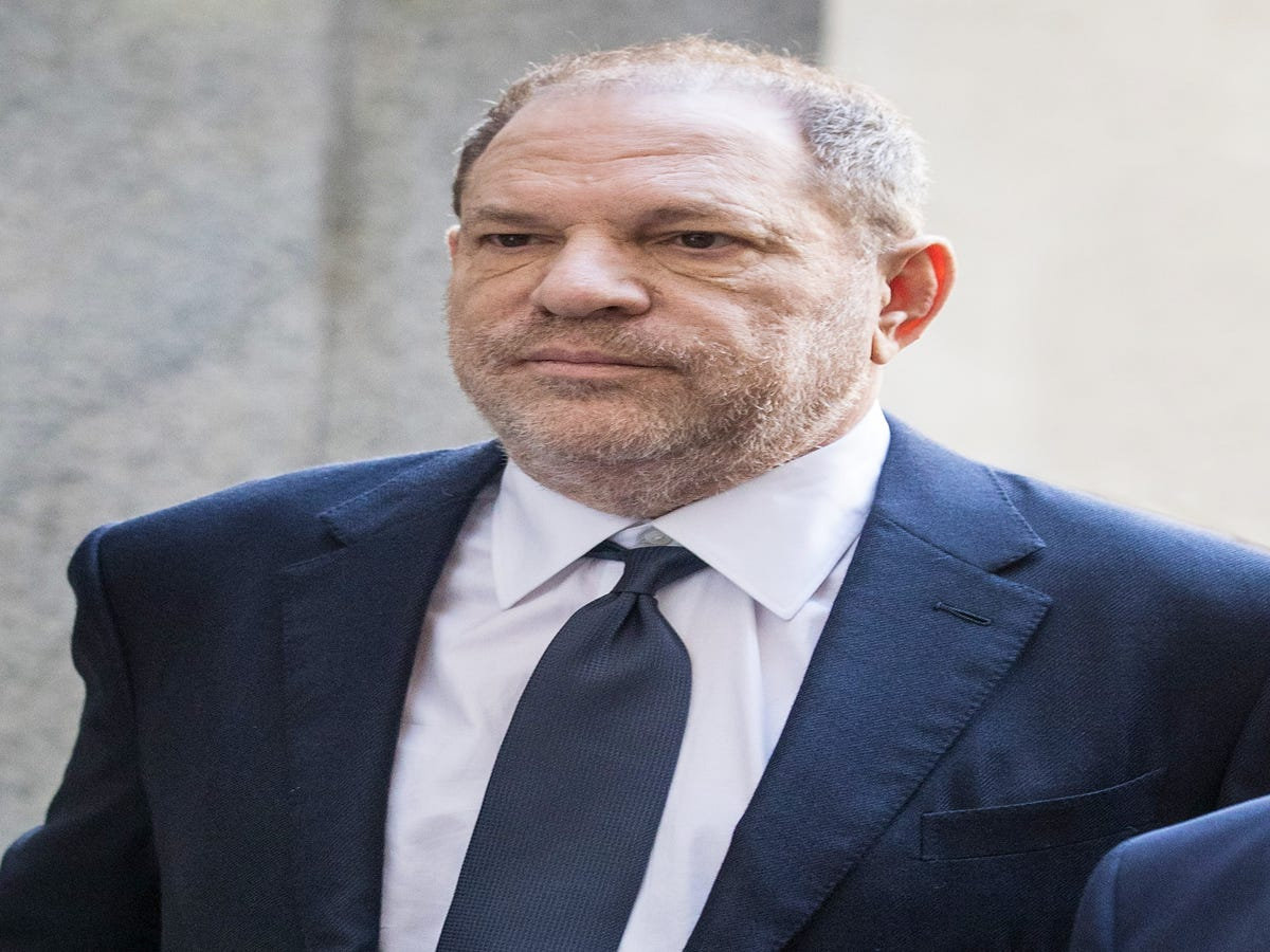 Harvey Weinstein Indicted On Additional Charges By Manhattan District Attorney