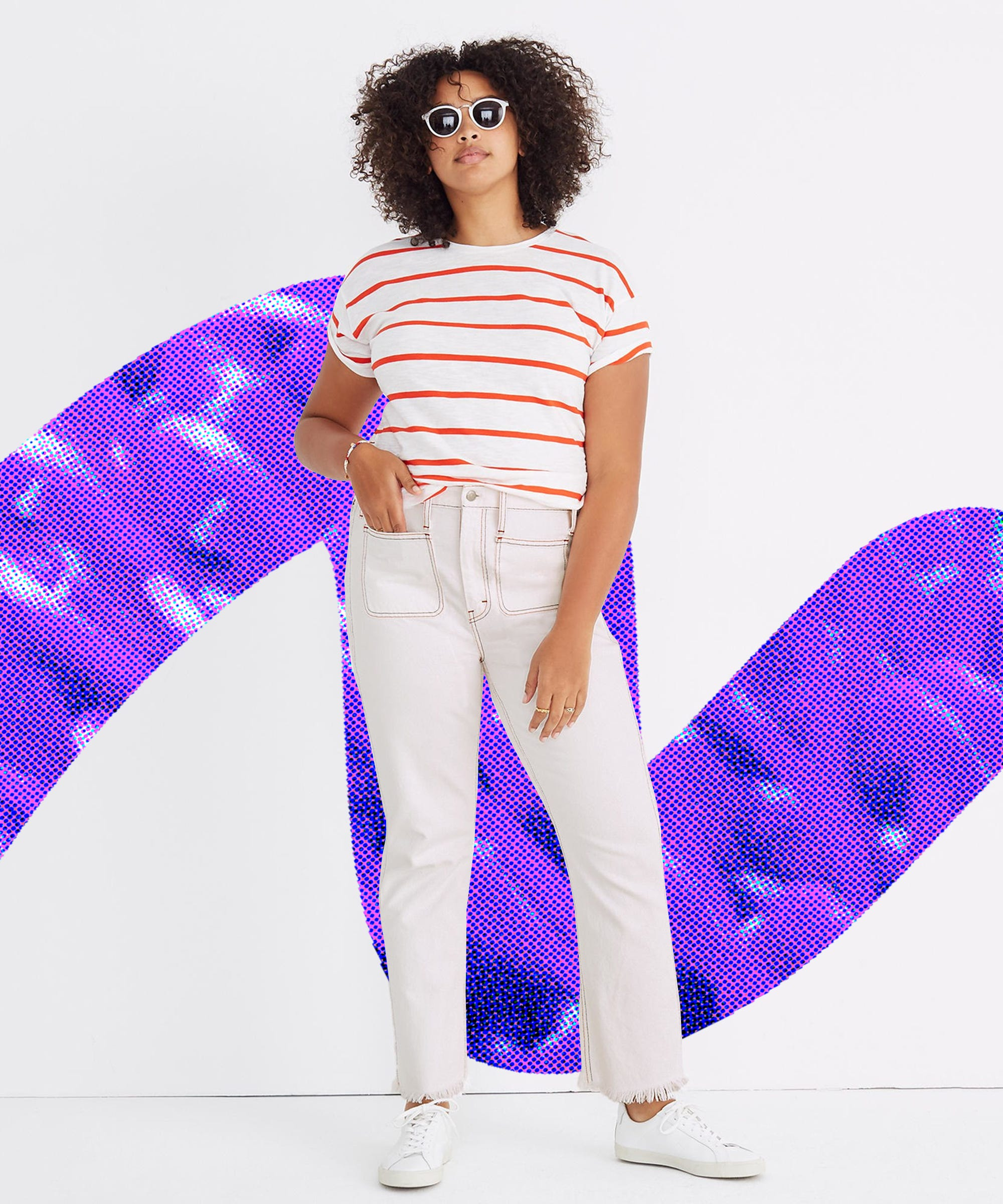 23 Of The Best White Jeans For Pre- & Post-Labor Day