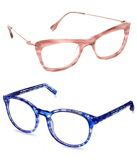 Colorful Glasses Frames - Bright, Unique Styles