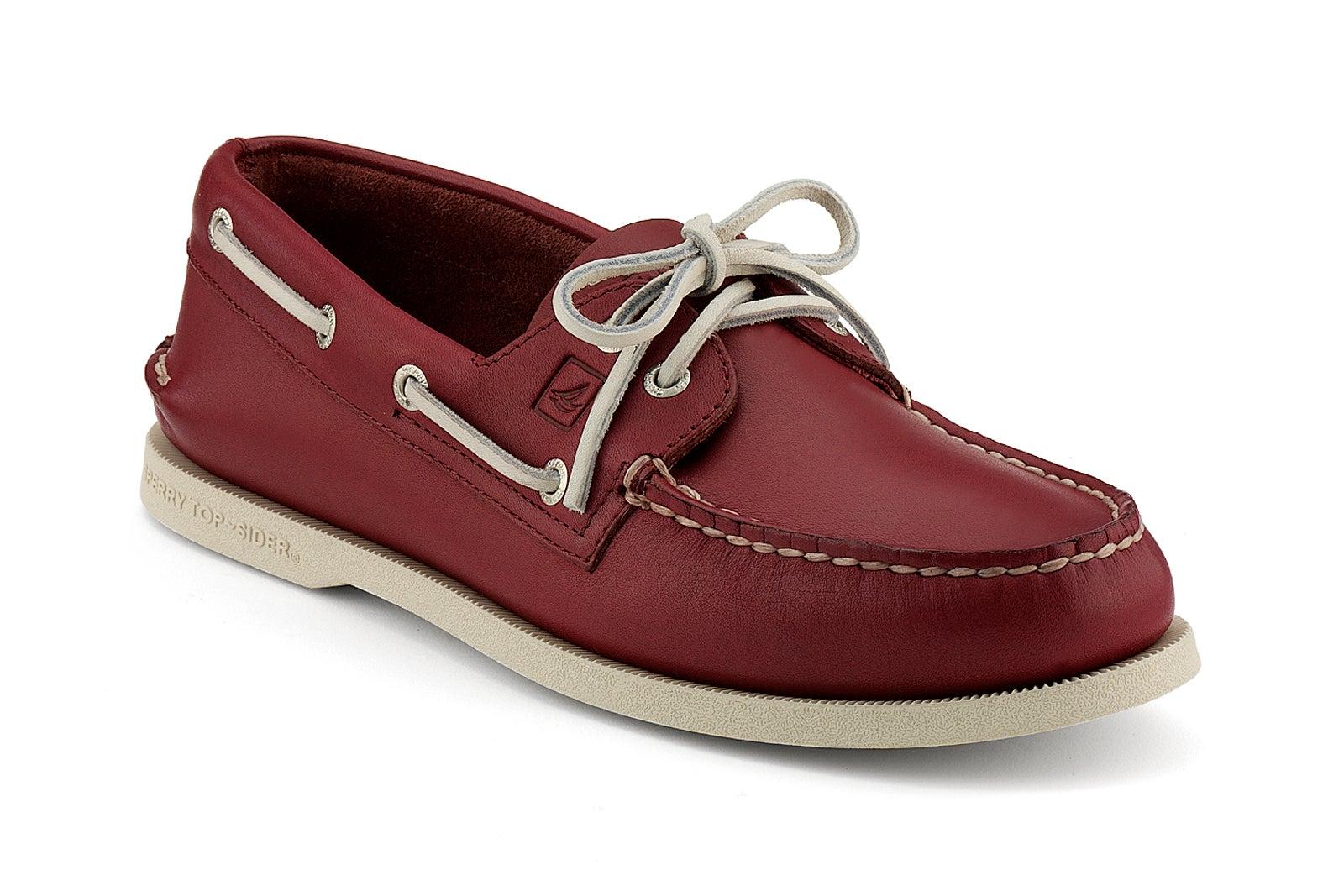 2b43c7c7ec Customizable Sperry Topsider Boat Shoe