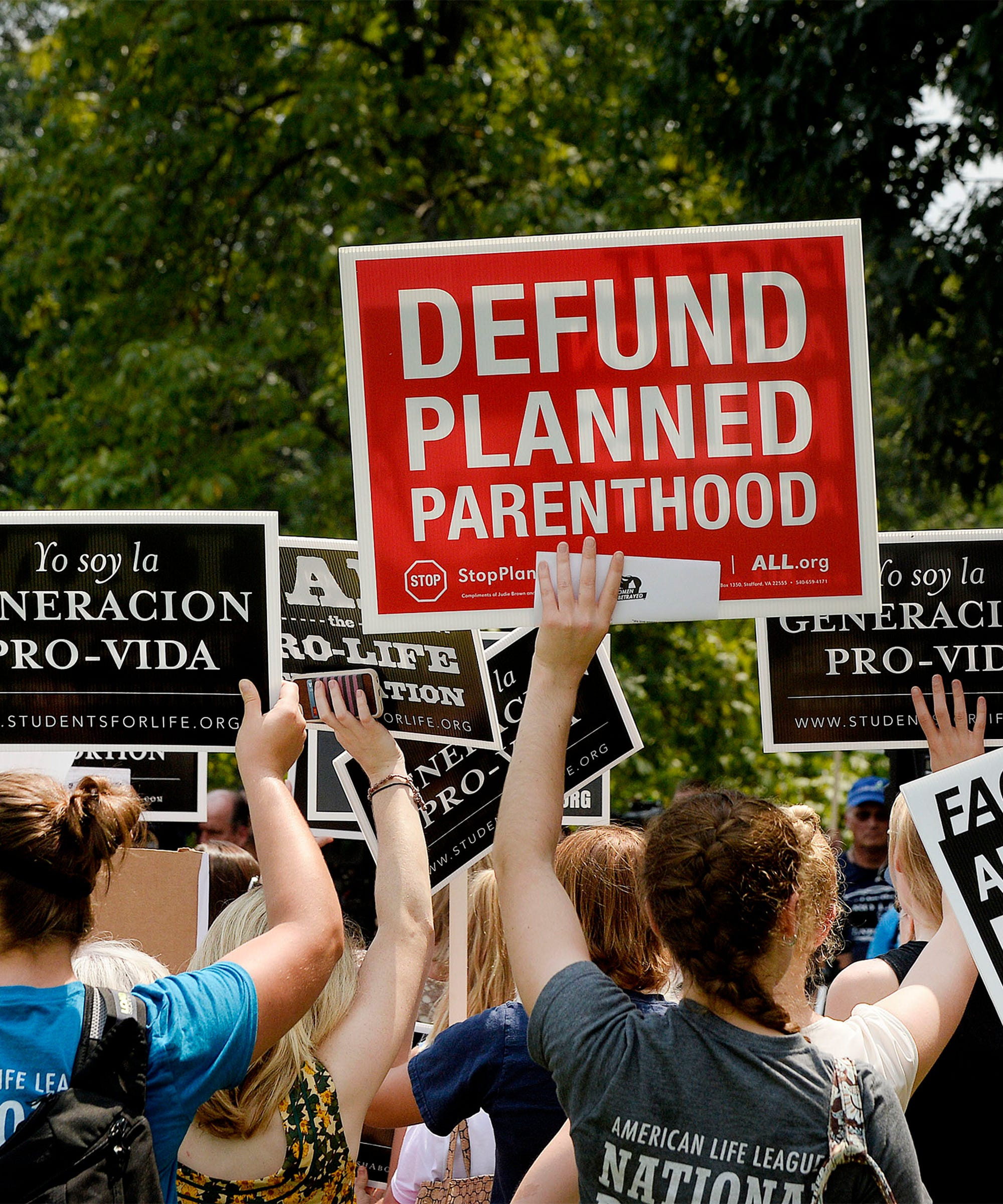 Abortion Clinics Reported A Surge In Trespassing, Vandalism & A Historic High Of Picketing