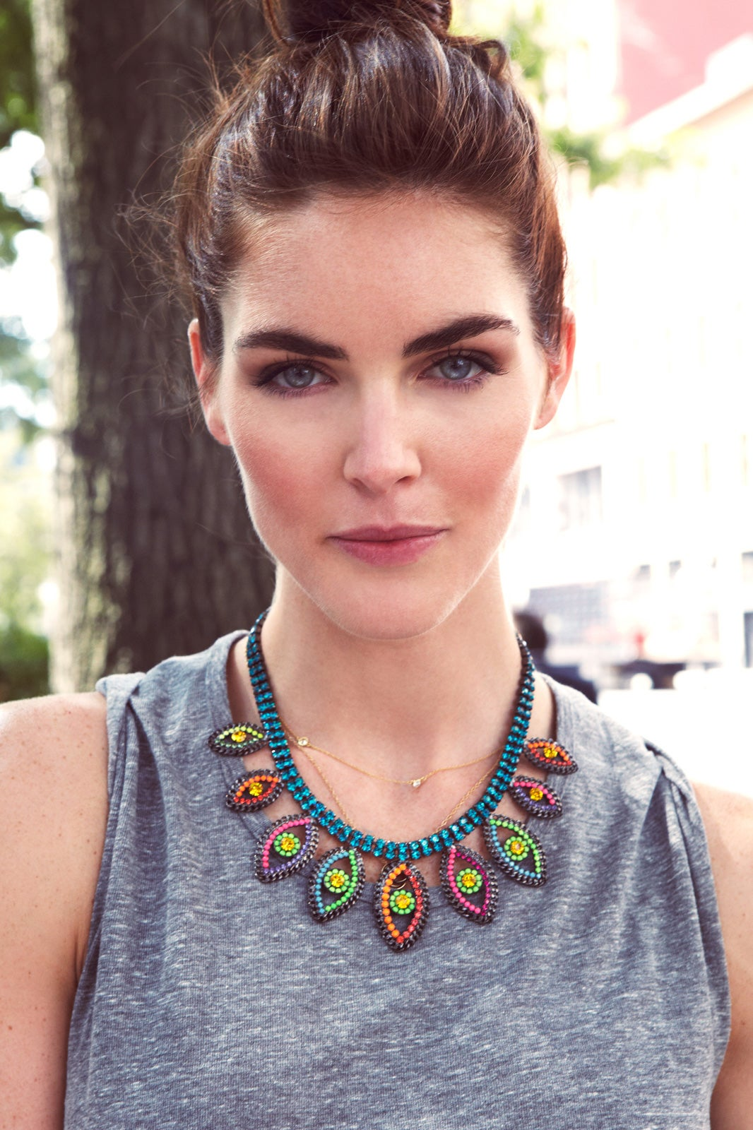 pictures Hilary Rhoda
