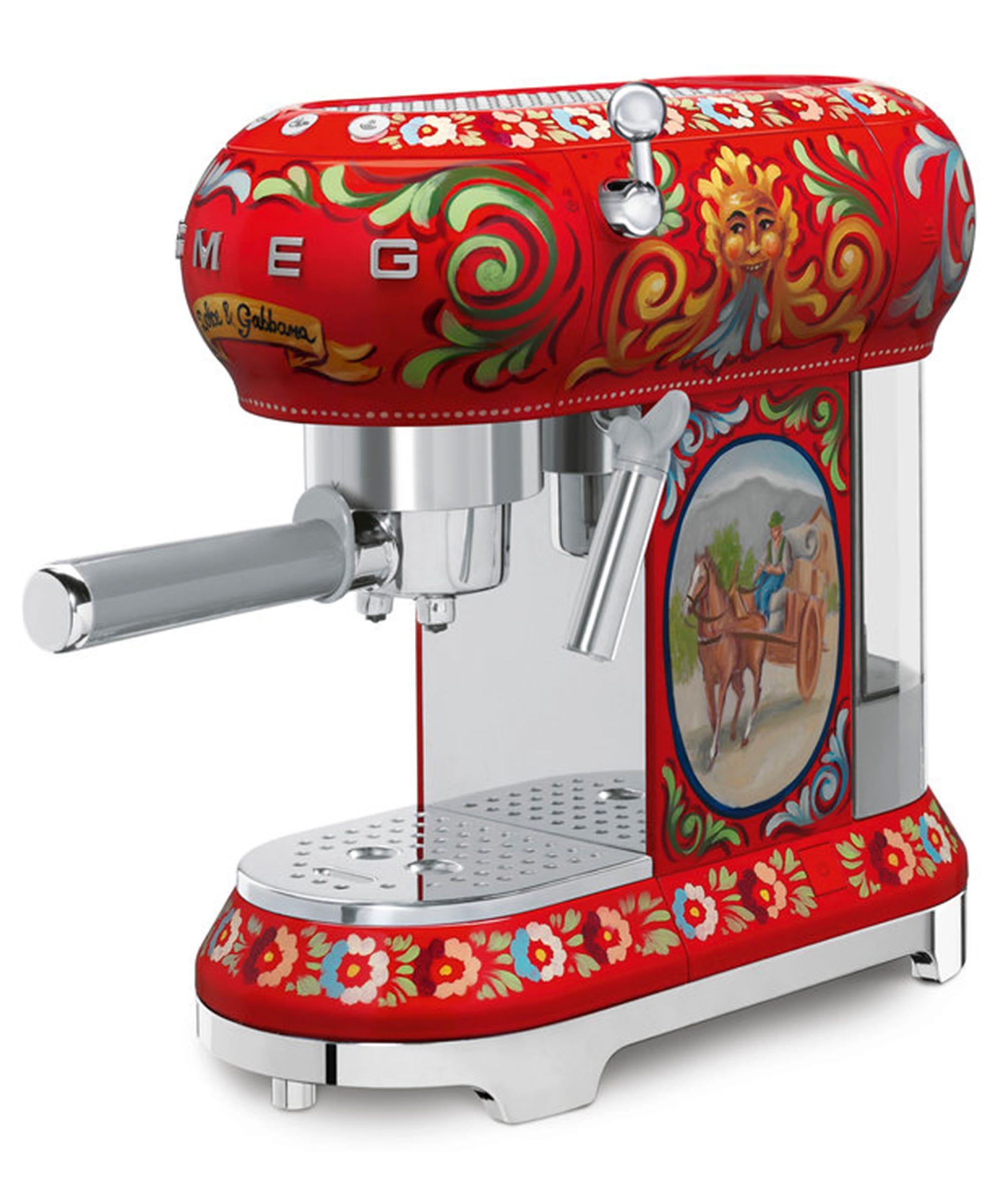 10c9612efc58 Dolce Gabbana Smeg Kitchen Appliance Collection Picture