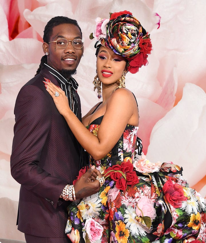 Cardi B Offset Reunite Are They Getting Back Together