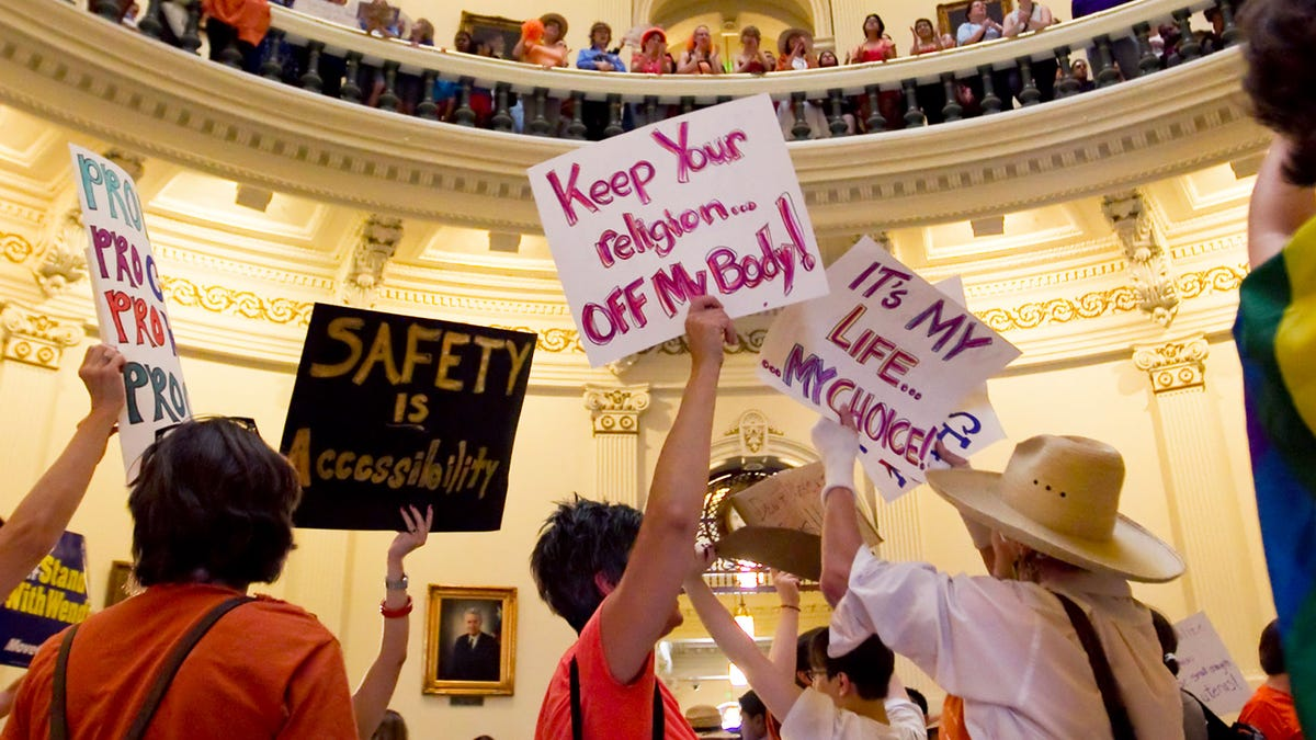 State Of Grace: Texans On Abortion & The Death Penalty