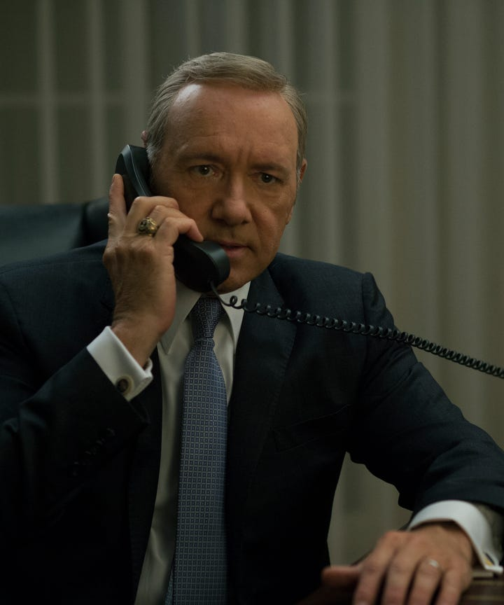 House Of Cards Season 4 Recap What Happened Refresher