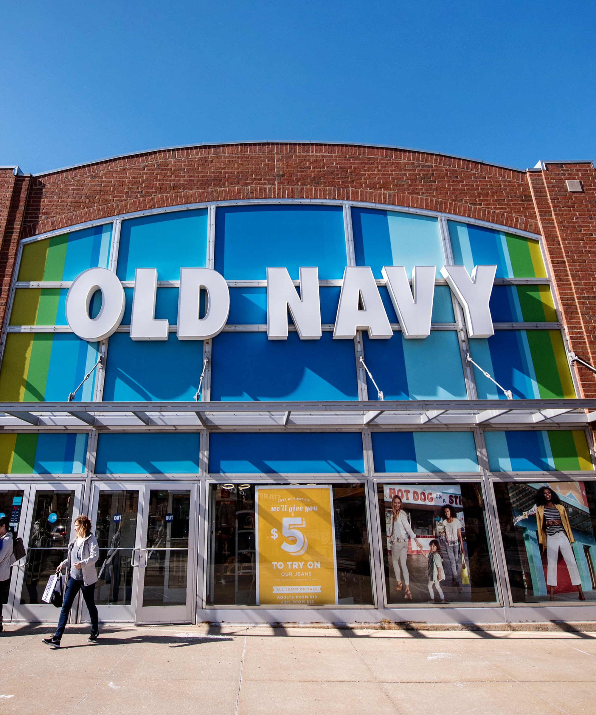 Old Navy May Day Tweet Reaction