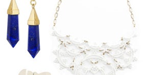 10 Charming Bridal Jewels For Summer Nuptials — & Beyond!