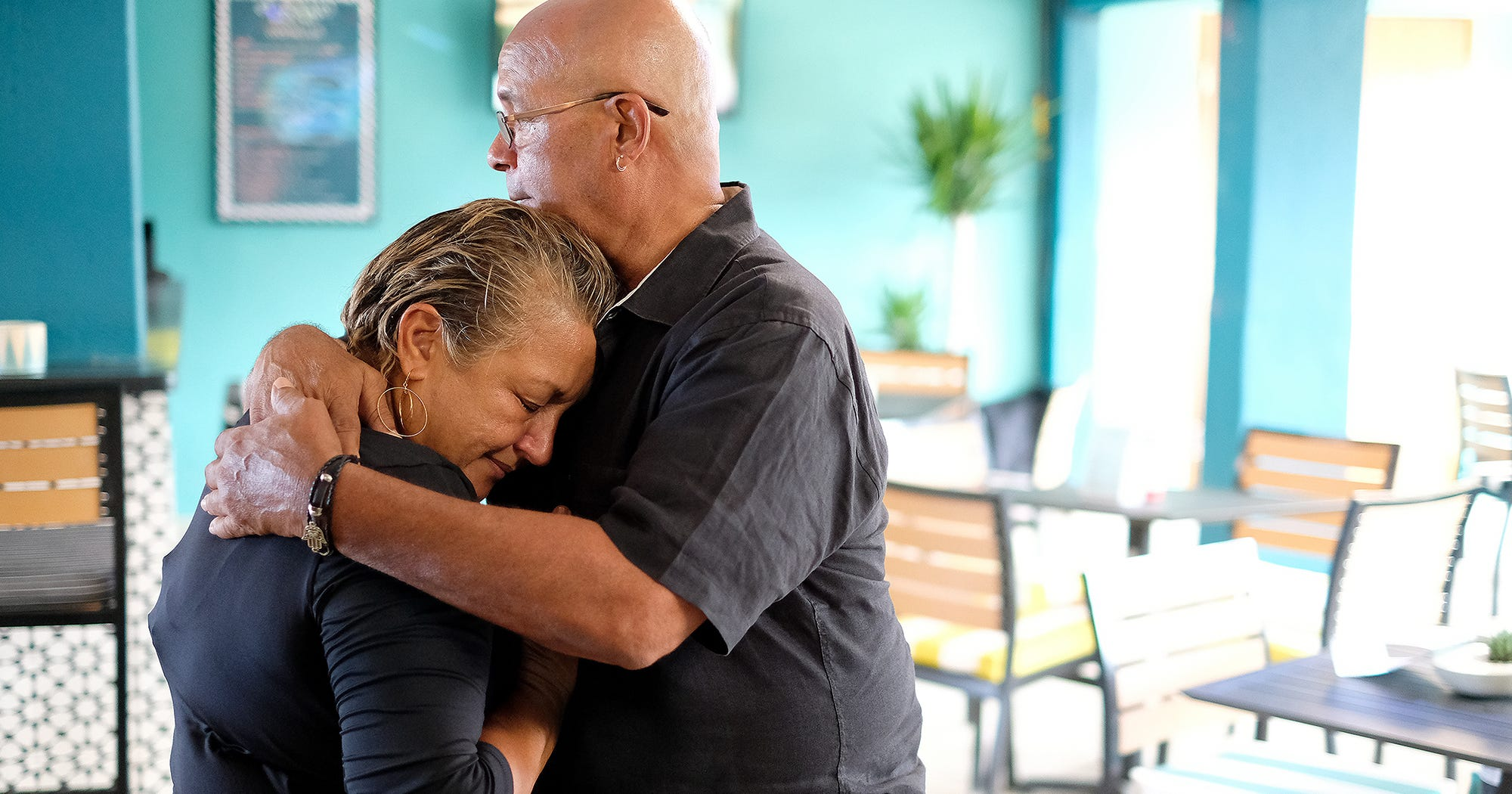 In Puerto Rico, A Family's Fight To Rebuild Their Lives After Hurricane Maria