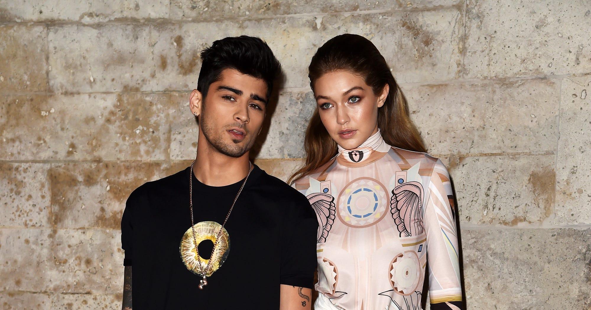 Zayn Malik & Gigi Hadid Confirm Their Split After Two Years Together