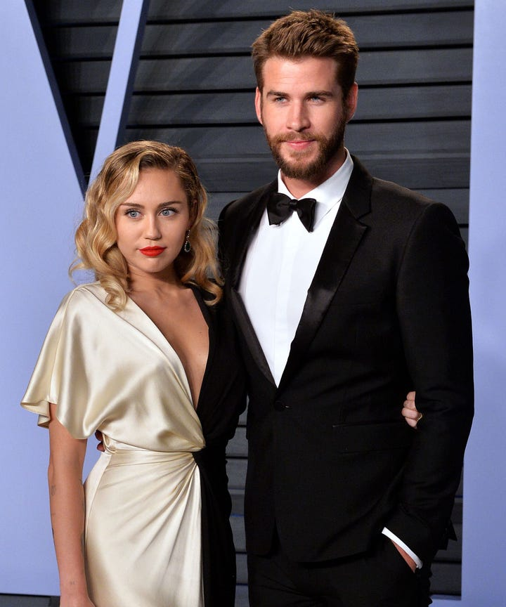 Are These Miley Cyrus Liam Hemsworth S Wedding Photos