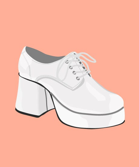 The History Of The Platform Shoe 70s 90s And Today