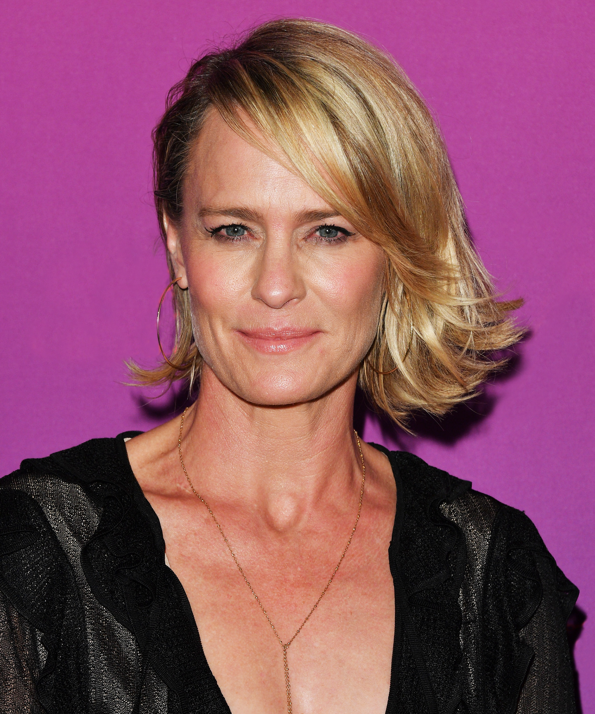 Robin Wright Demands Equal Pay For Hoc Role