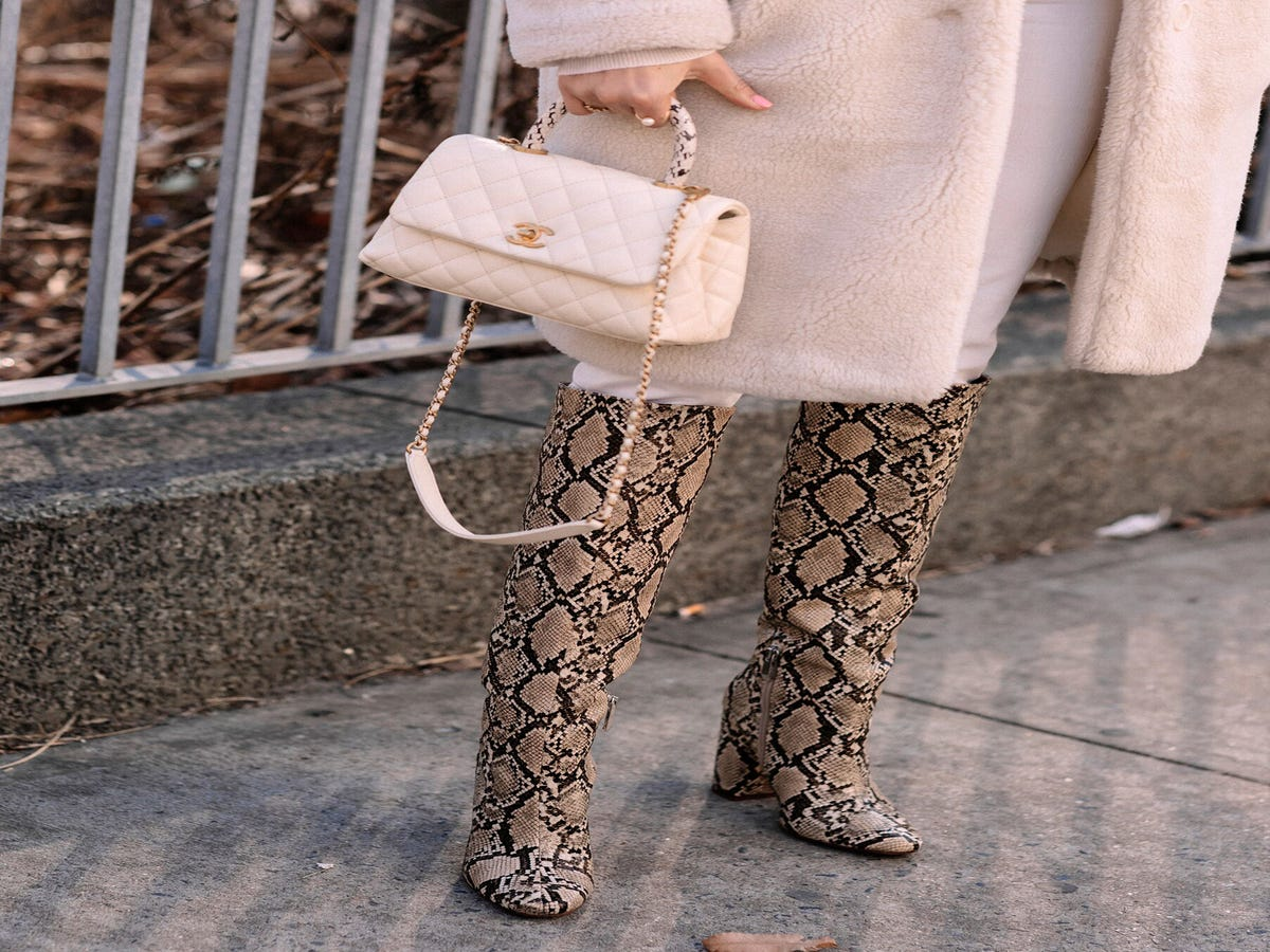 This Is The Most Popular Shoe Trend, According To NYFW Street Style