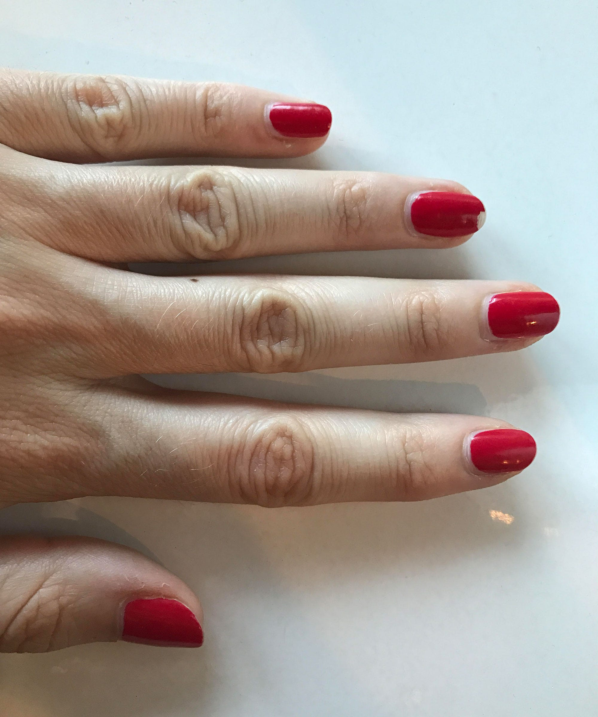 Latest Nail Color Trends 2018