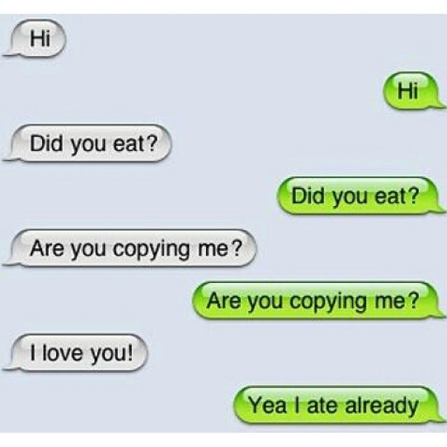 funny jokes while texting