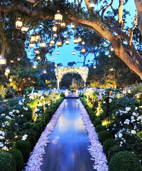 Celeb Wedding Planning Preston Bailey-Expensive Events