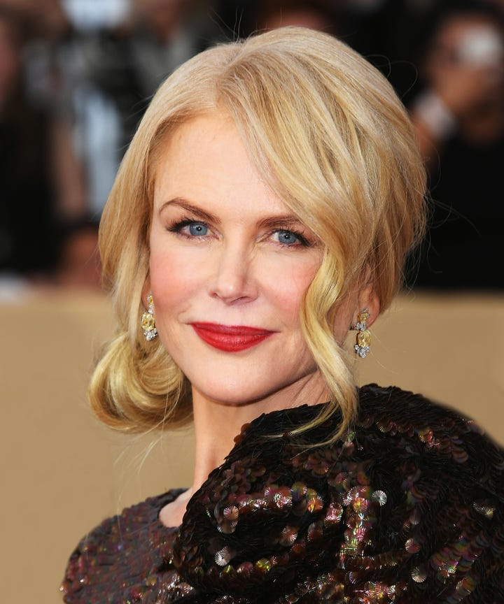 Nicole Kidman Gets Honest About Her Best Beauty Looks