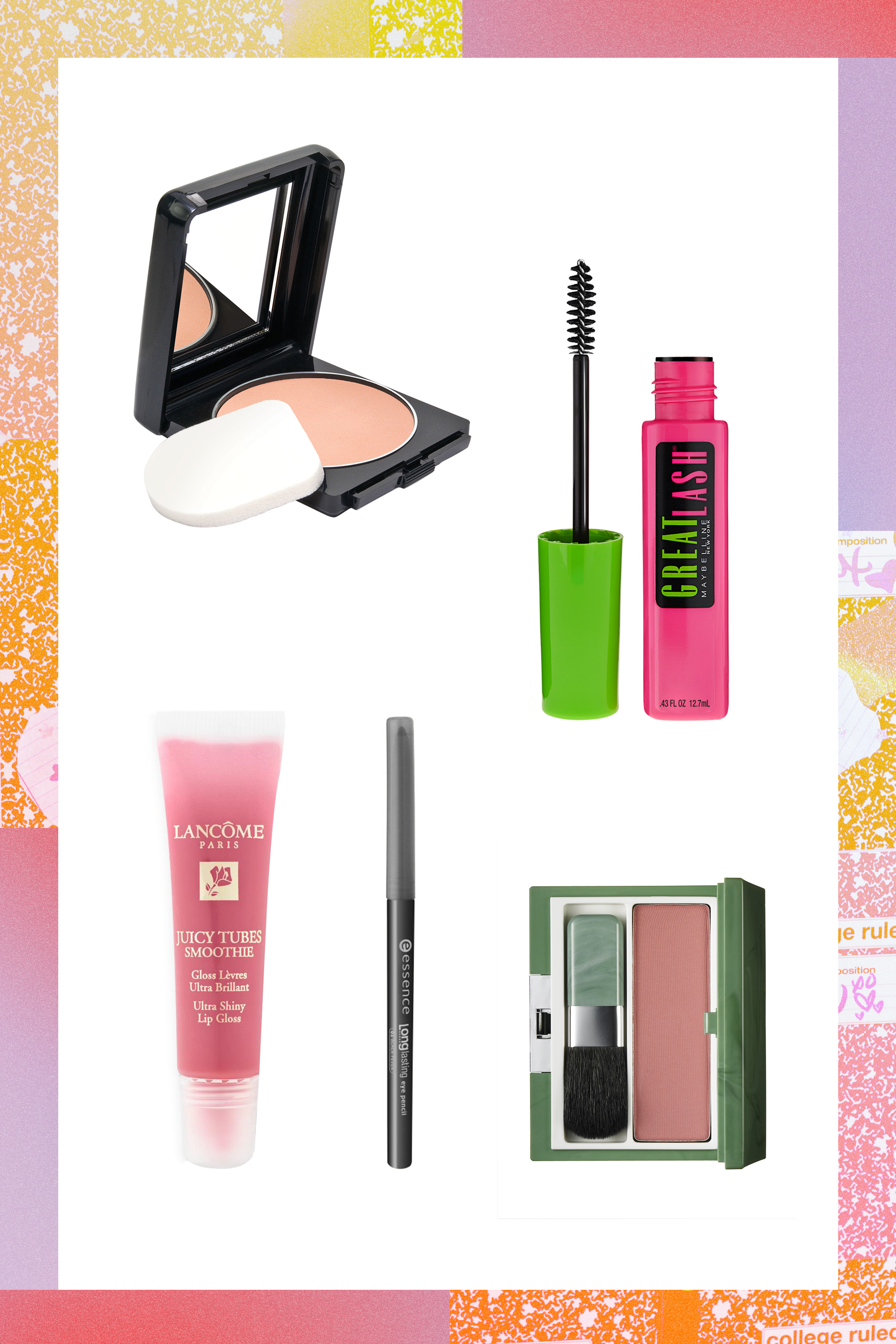 Buy 4 Drugstore Back-to-School Beauty Picks picture trends