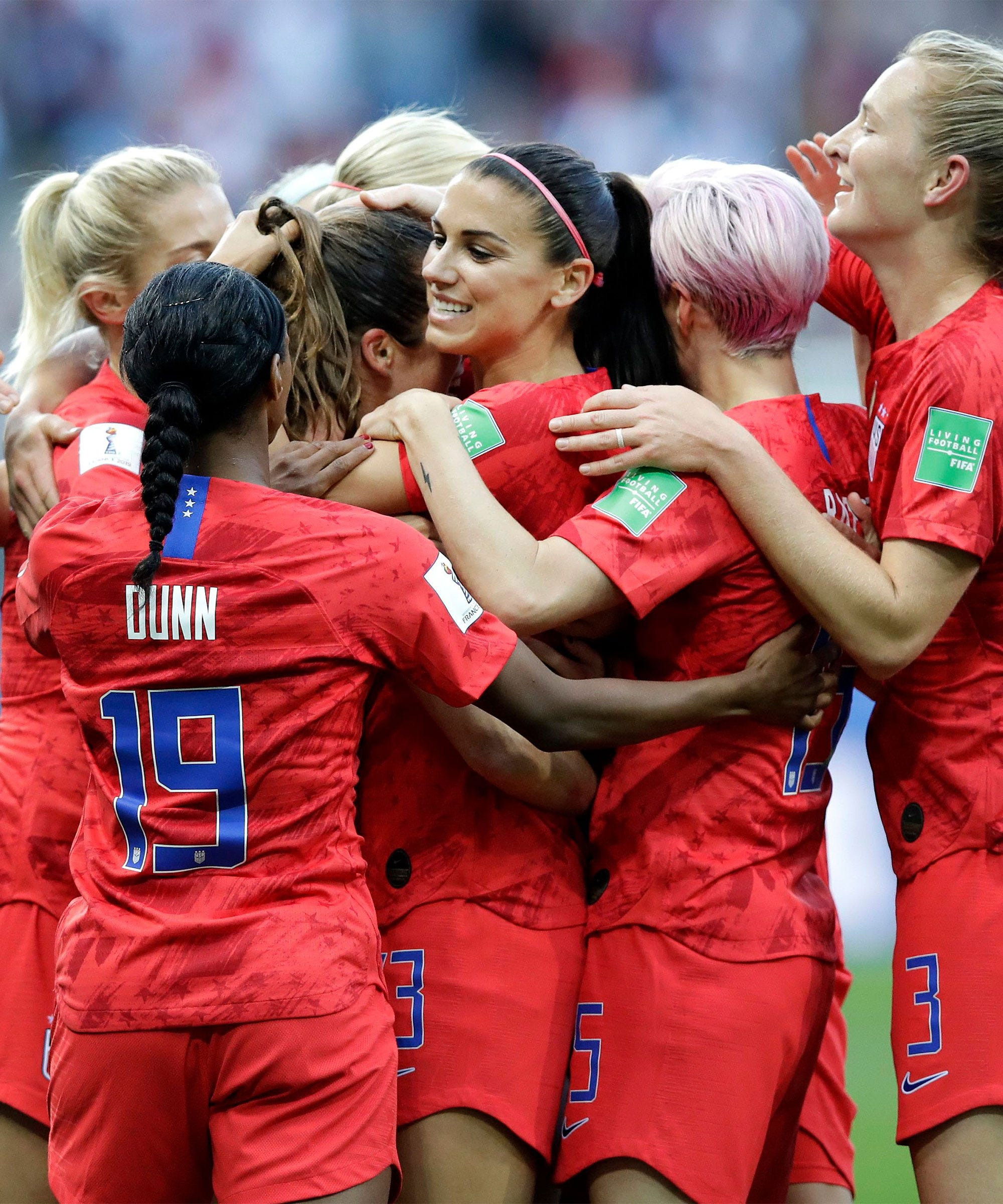 After Breaking World Cup Record, U.S Women's Soccer Deserves Equal Pay Now, More Than Ever