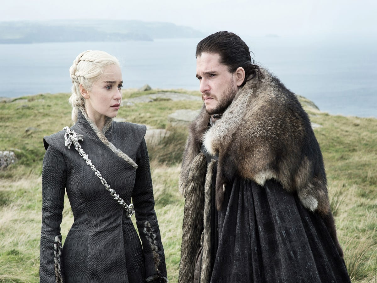 Game Of Thrones Season 7, Episode 5 Recap: There's No Business Like Snow Business