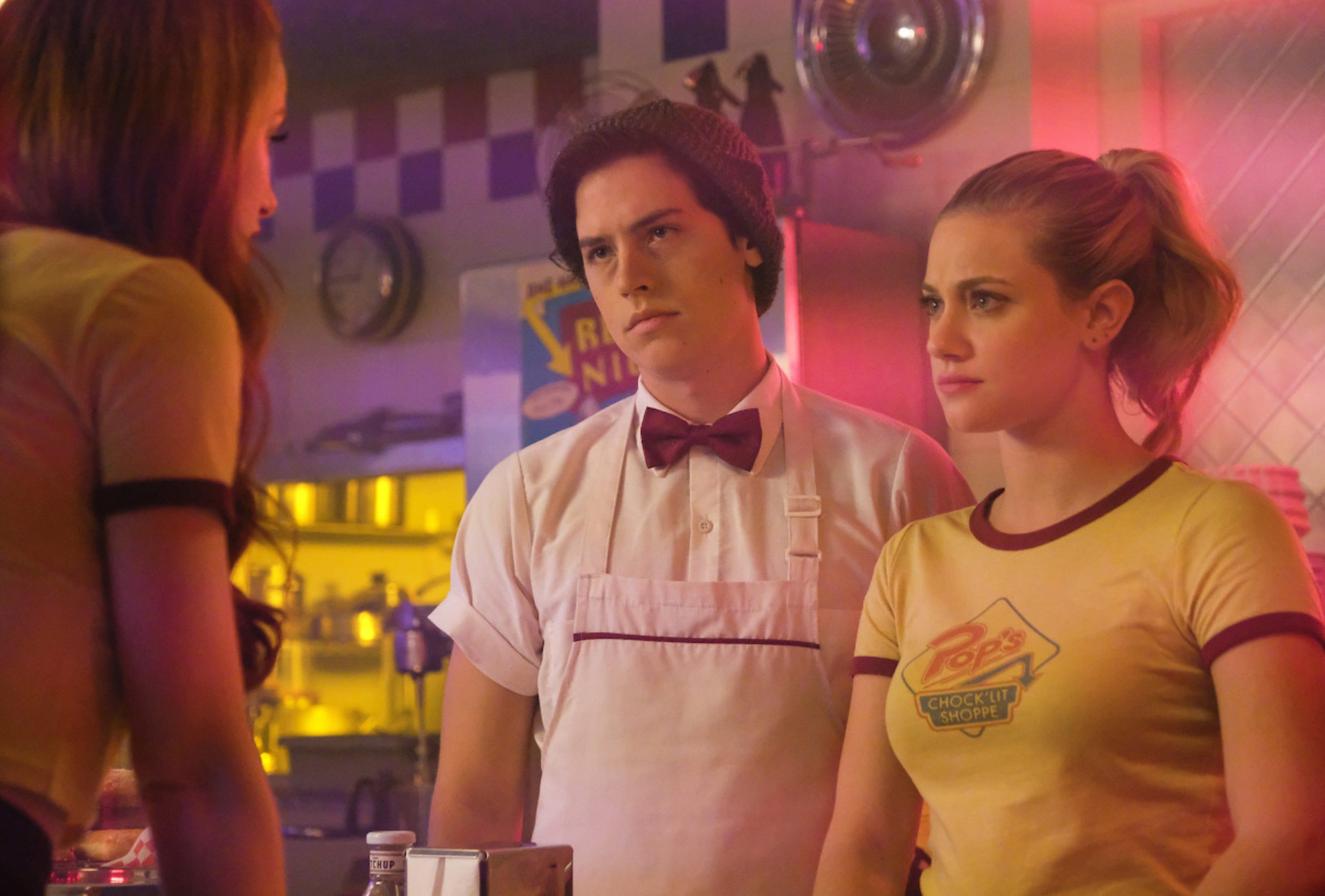 Riverdale Season 2 Episode 2 Recap Nighthawks