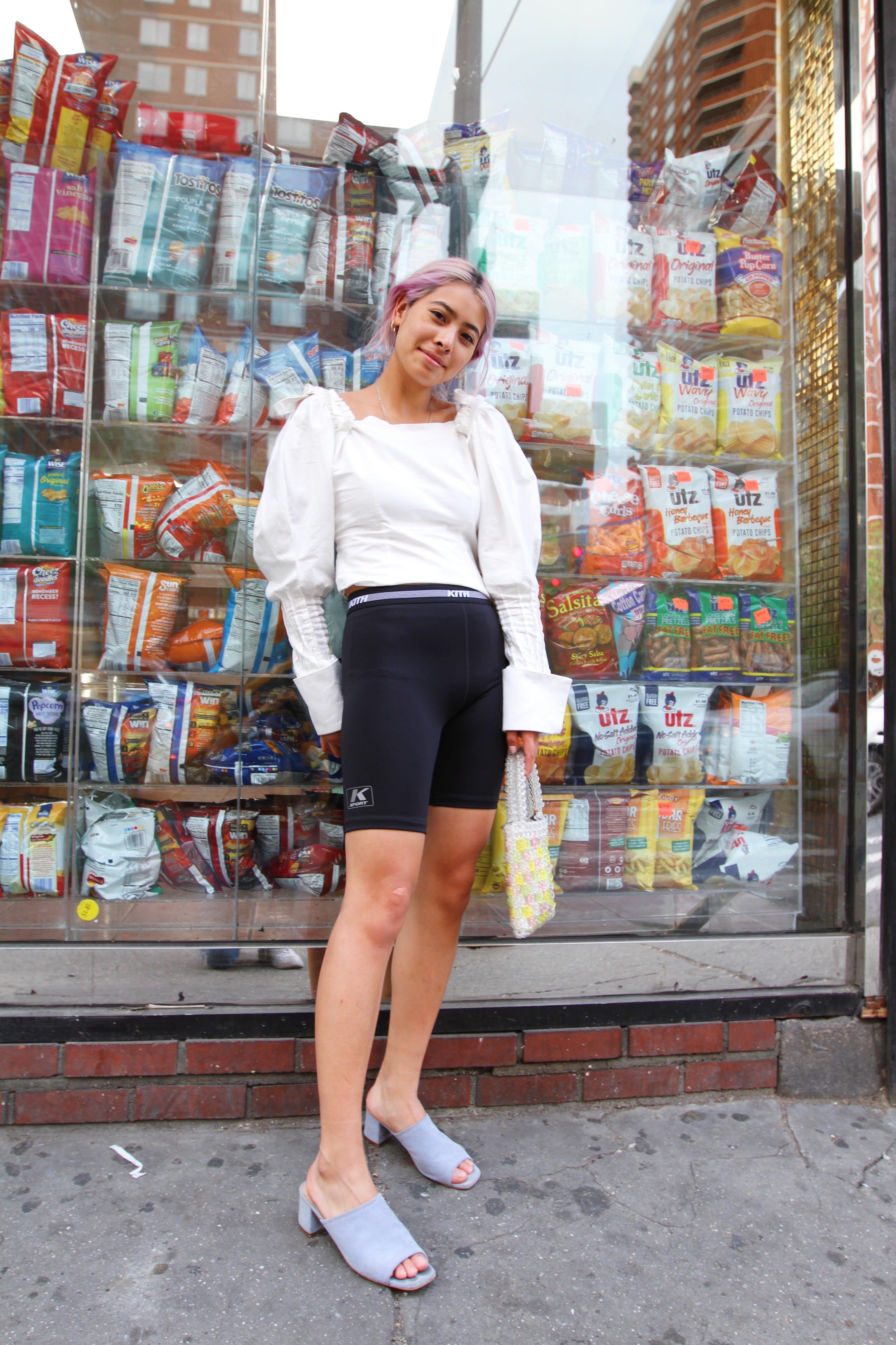 How to biker wear shorts fashion new photo