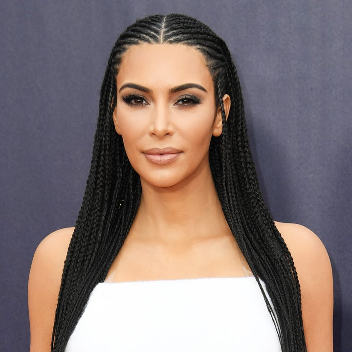 north west is the reason kim wore braids to mtv awards