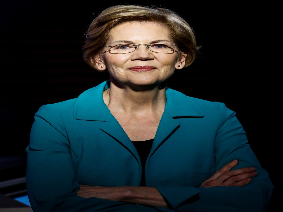 Exclusive: Elizabeth Warren Leads By Example On Staffers  Equal Pay