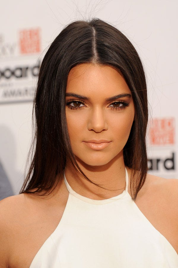Kendall Jenner Birthday Beauty Style Evolution