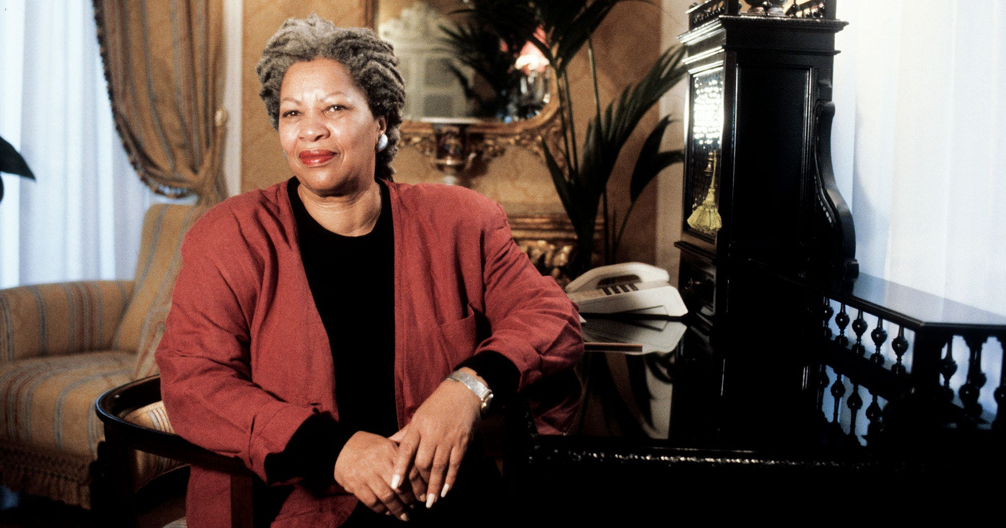 What Toni Morrison Taught Me About Being A Black Girl In America
