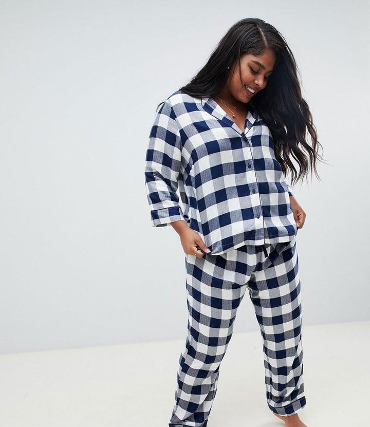 829039802c Winter Pajamas plaid Nite Nite PJ Time in 2018