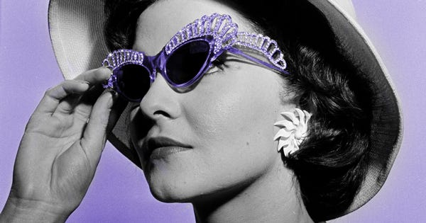 aea9114d1137 History of Sunglasses - Fun Facts About Eyewear