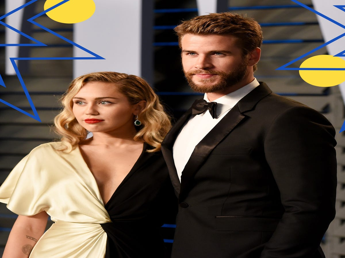 Miley & Liam Are Married — & This Is How Much They re Worth Together