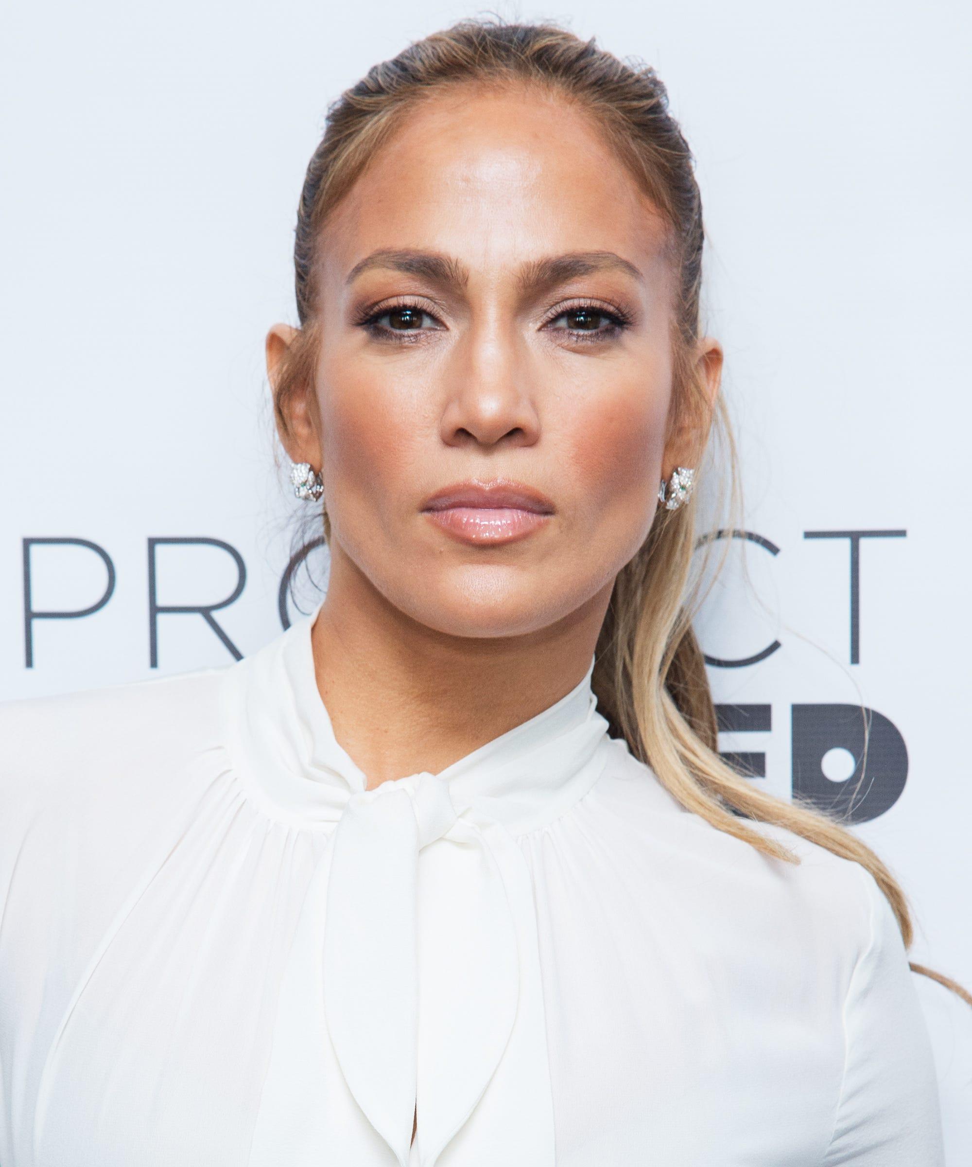 Jennifer Lopez Makeup Celebrity Transformation Photos