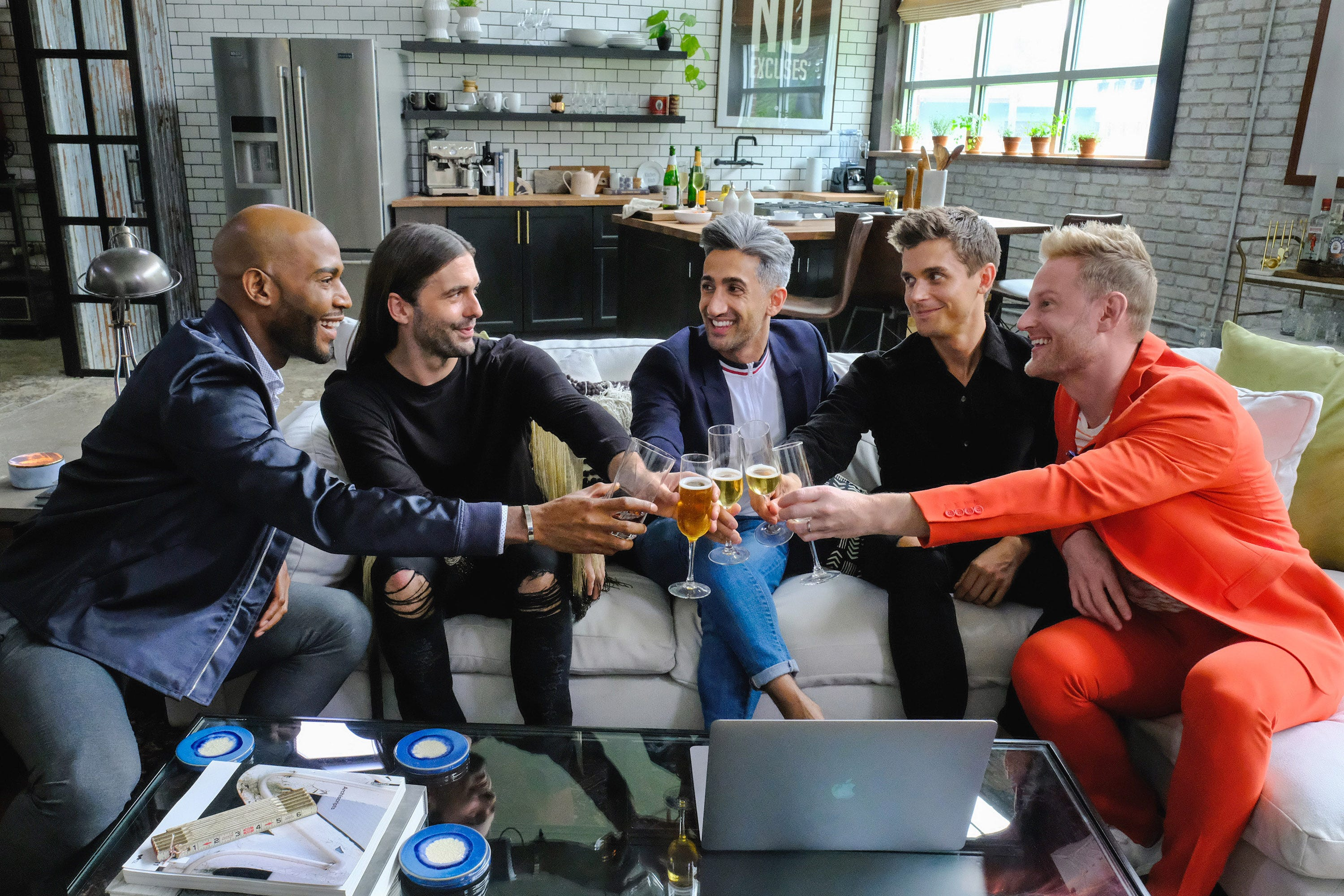 Here's How Much It Cost To Furnish The Fab Five's Loft For Queer Eye Season 3