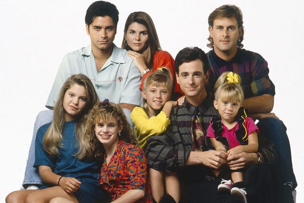 Yesterday, It Was Announced That Netflix Is Thisclose To Picking Up A Full  House Spinoff, Starring A Good Chunk Of The Original Cast.