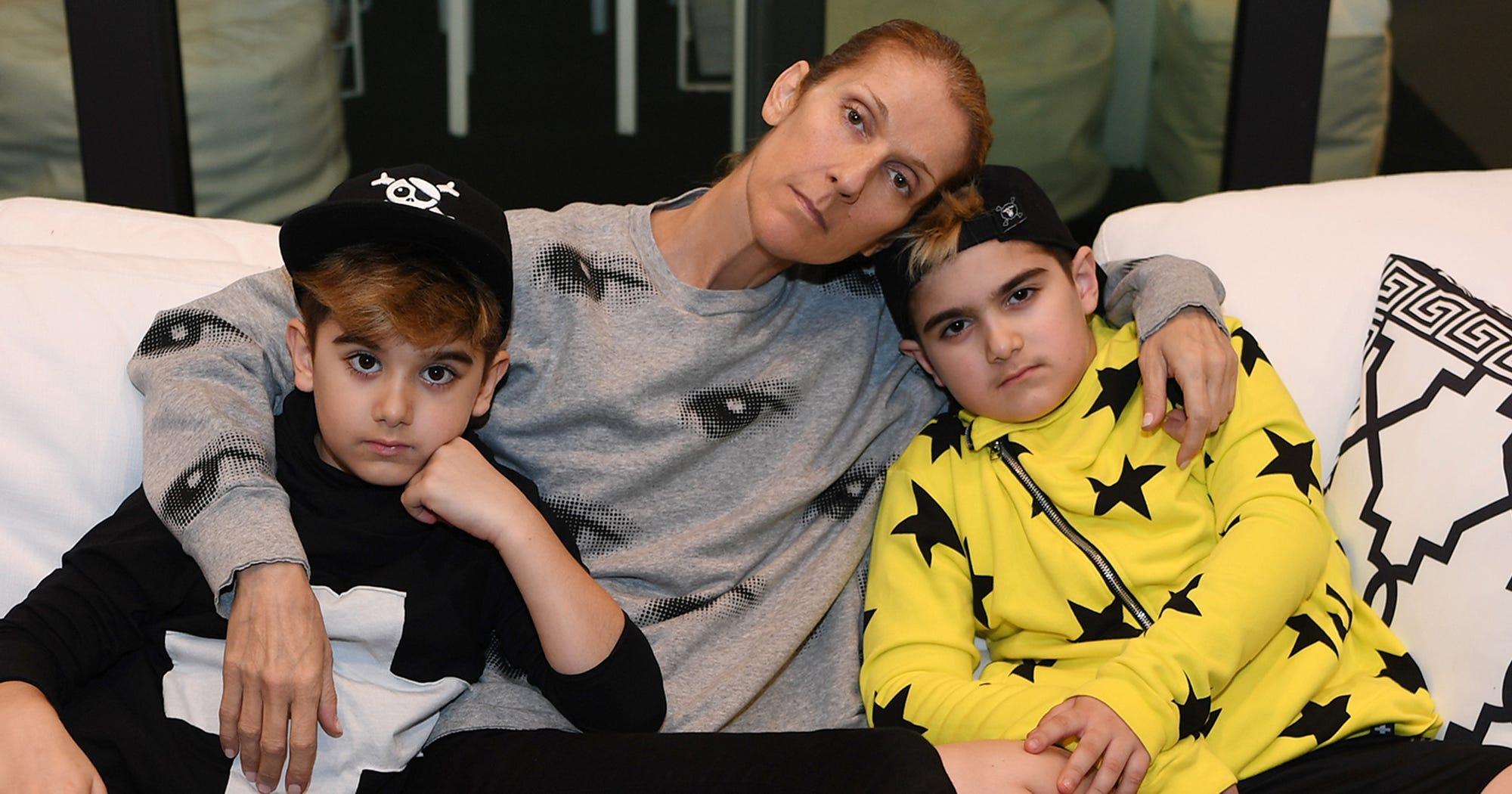 616713cb0bdde Céline Dion Explains Why Her Next Move Is A Kids' Clothing Line