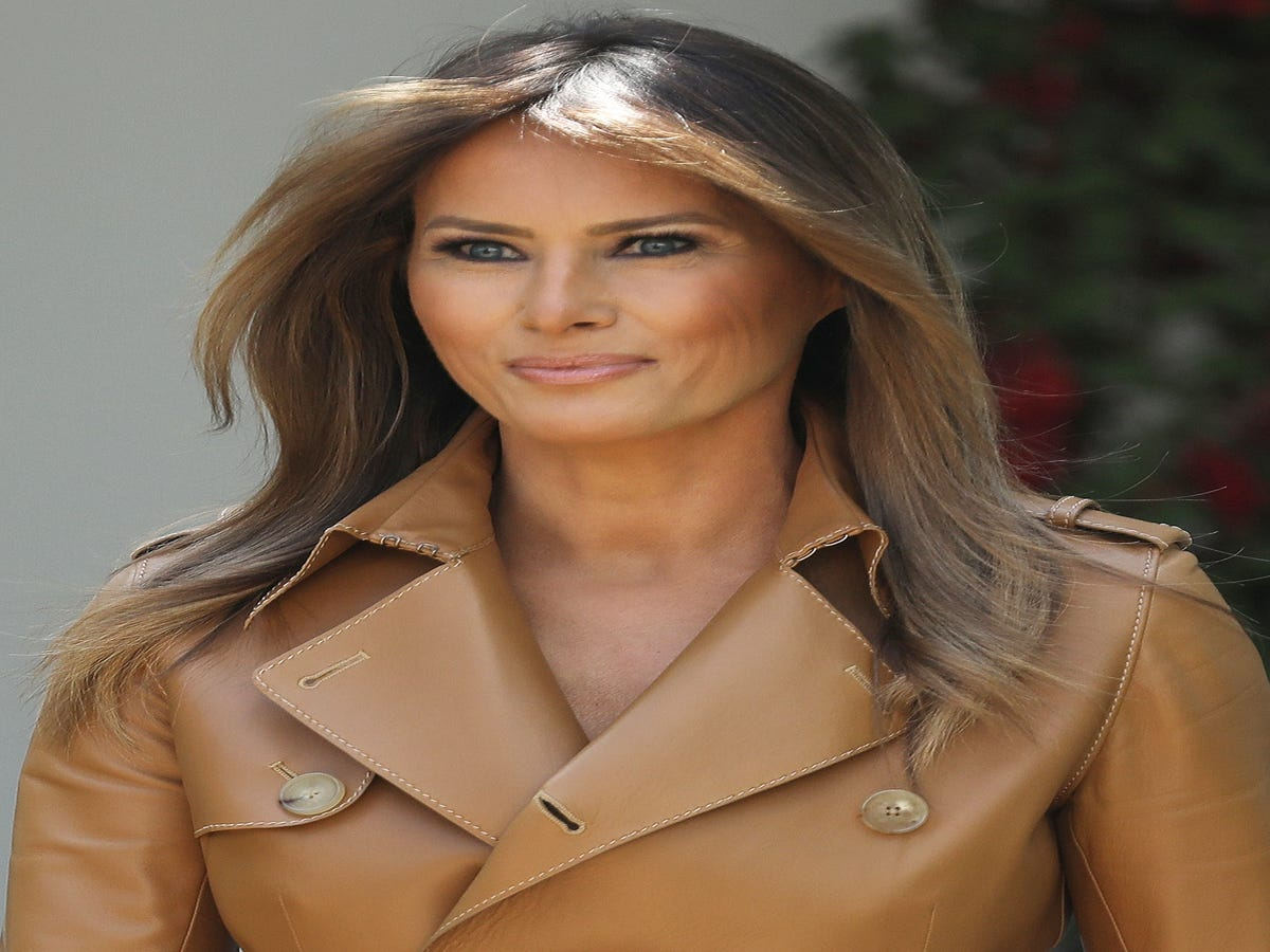 Melania Trump Is Set To Make Her First Public Appearance In Weeks