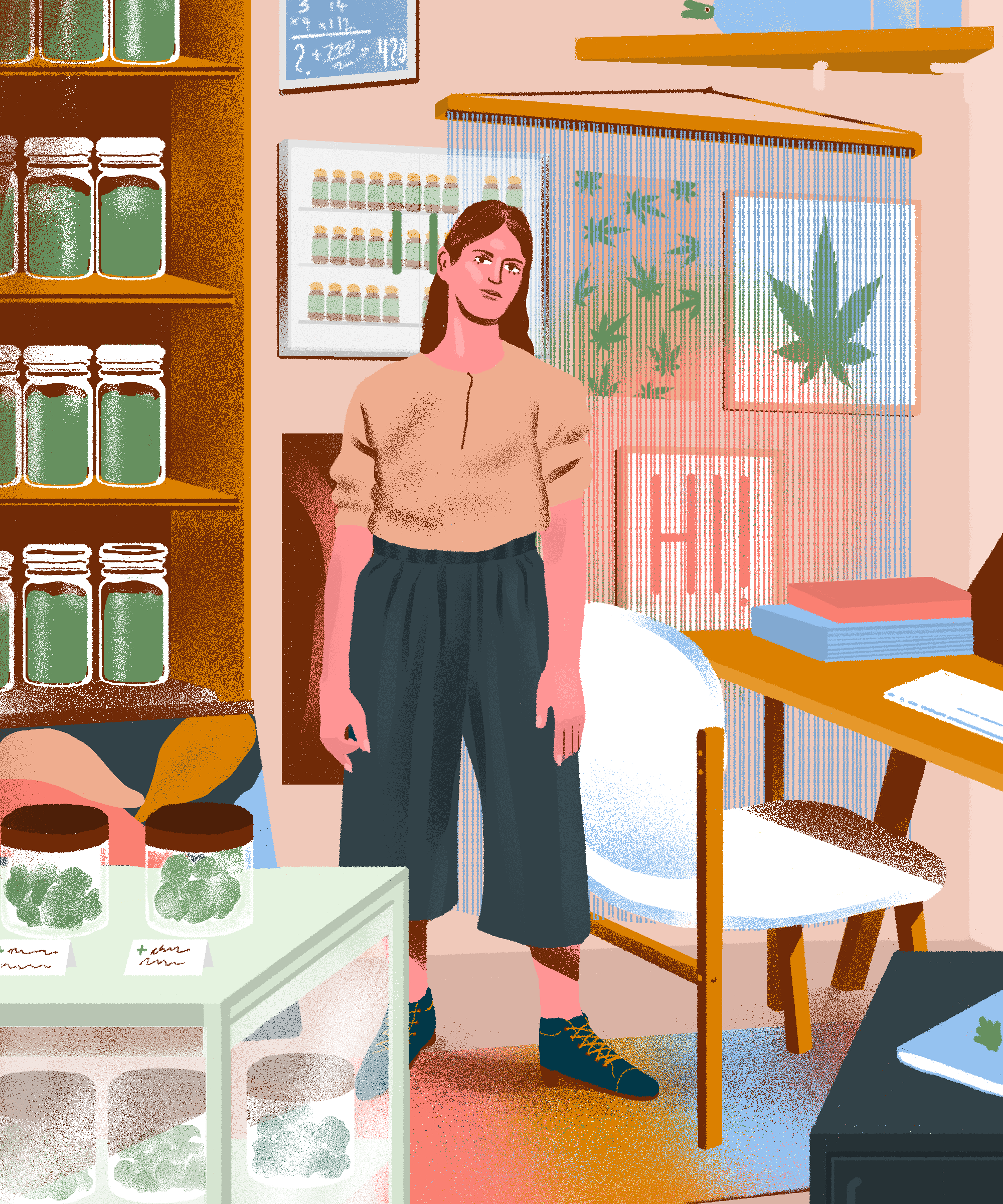 Want To Work In Cannabis? These 7 Women Can Tell You How