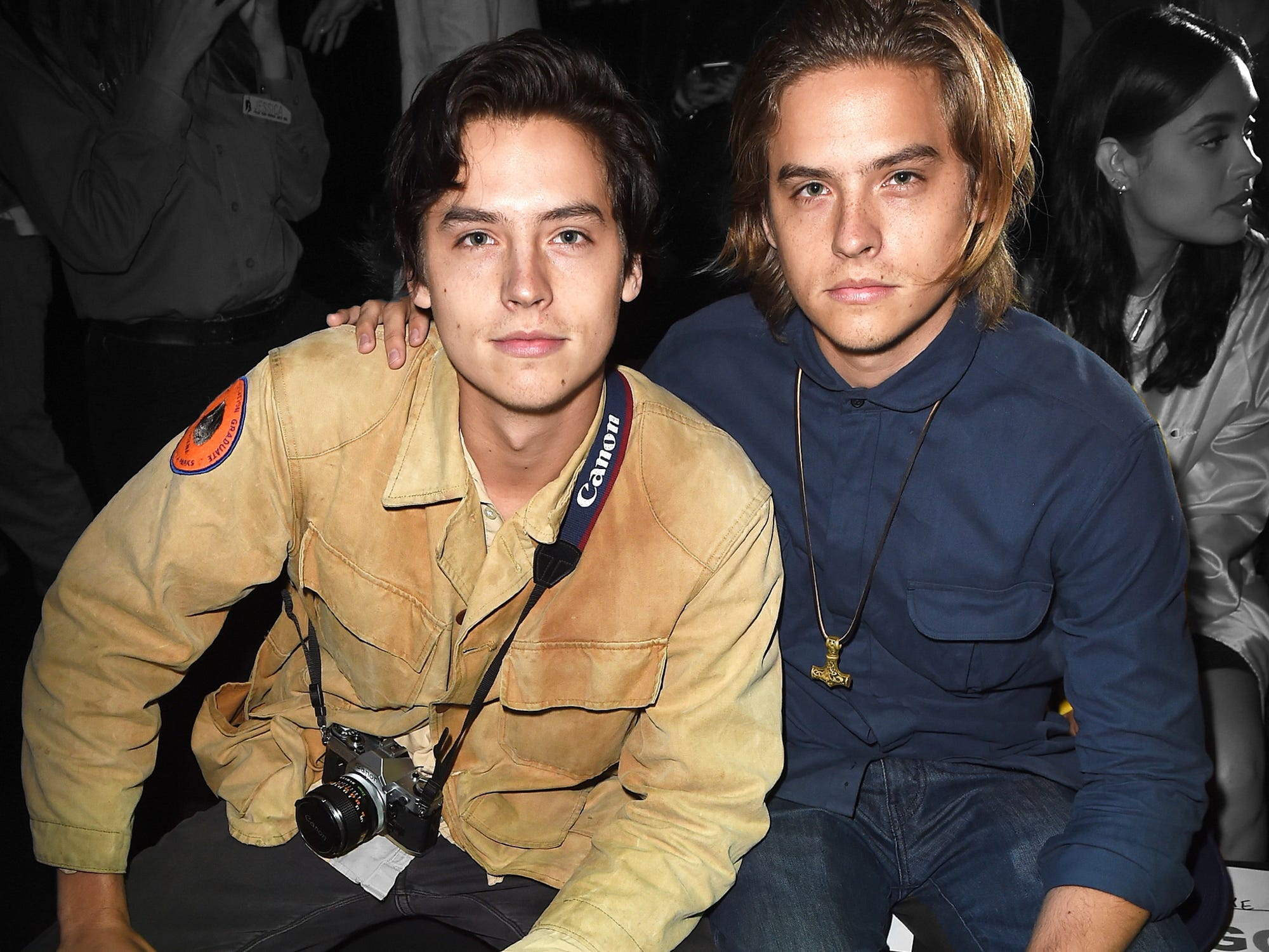 Dylan Sprouse Not Watching Riverdale Twin Cole