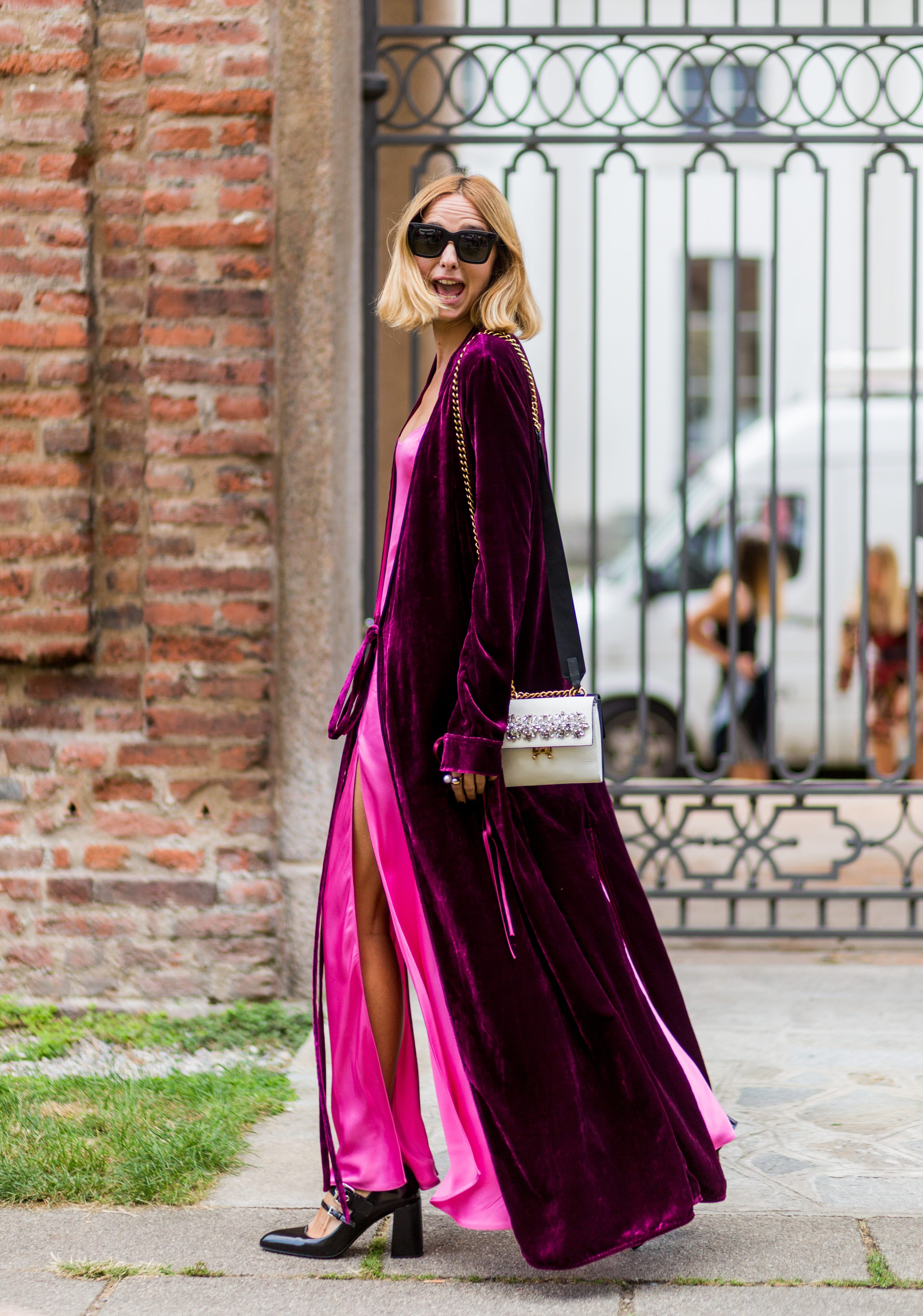 5cc7772772b0af How To Wear The Velvet Trend This Summer