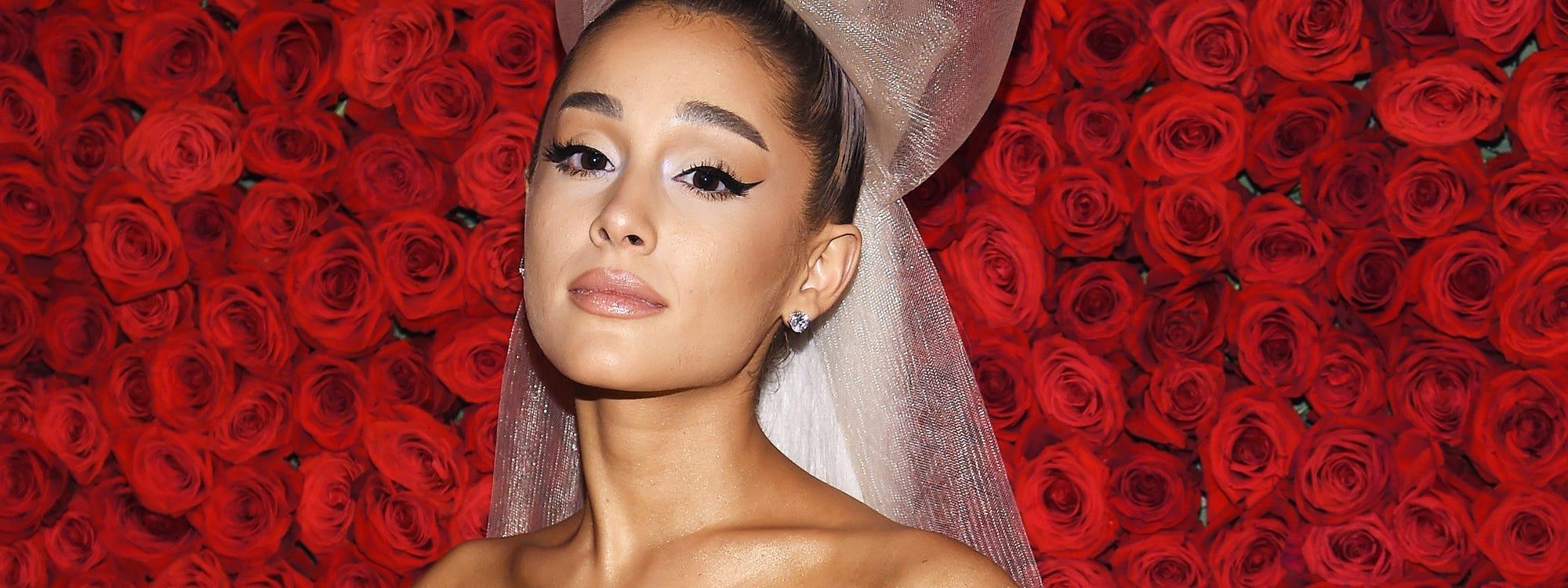 Ariana Grande Reveals Her Manchester Worker Bee Tattoo