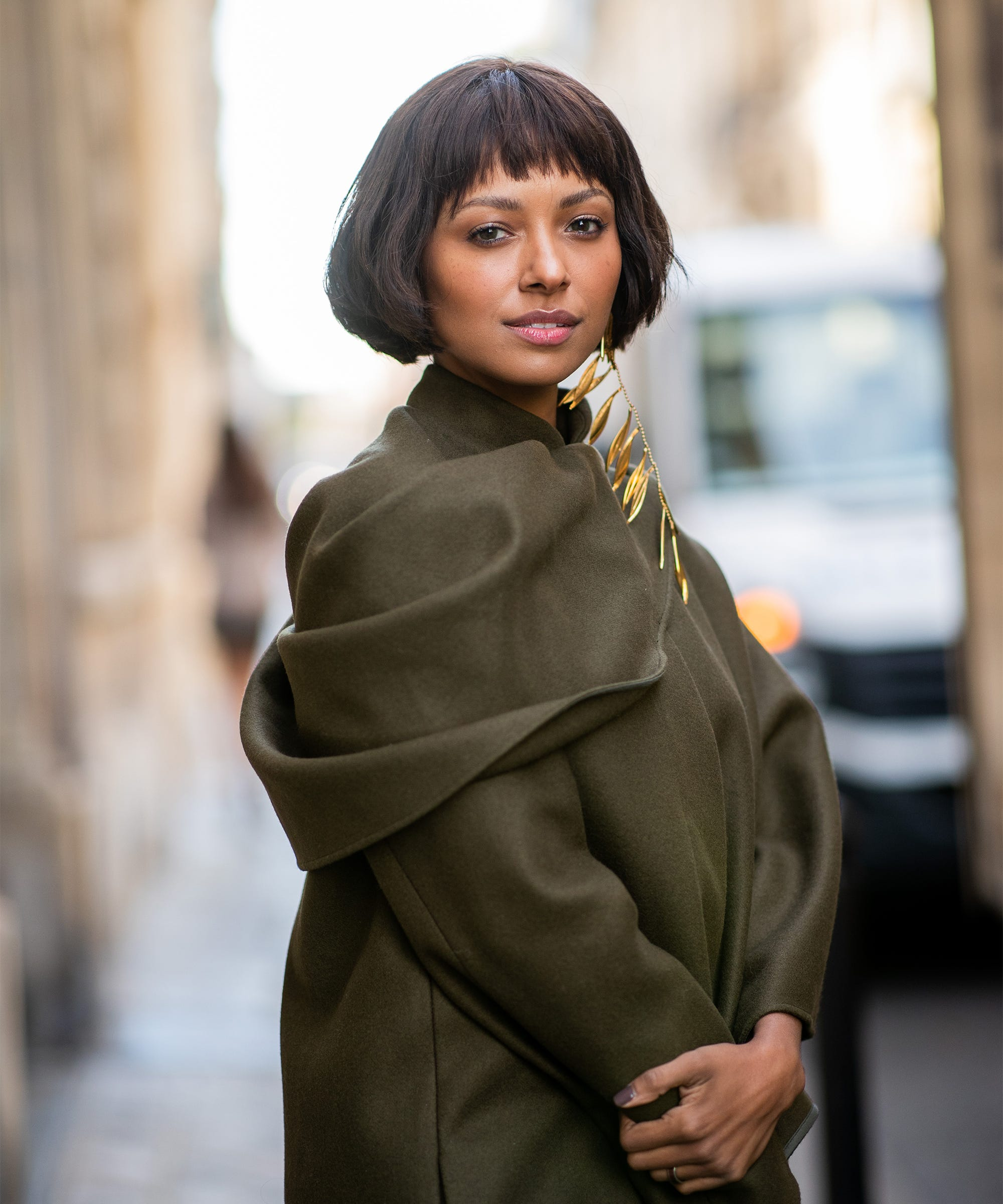 5f4e3154741 The Best Bob Haircuts You Need To Try For Fall 2018